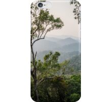 Nam Kan forest from a tree house iPhone Case/Skin