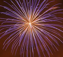 Firework III by Stuart Goddard