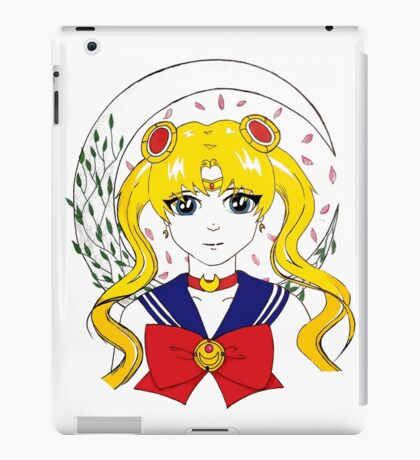 In the Name of the Moon! iPad Case/Skin