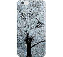 The Snow Tree iPhone Case/Skin