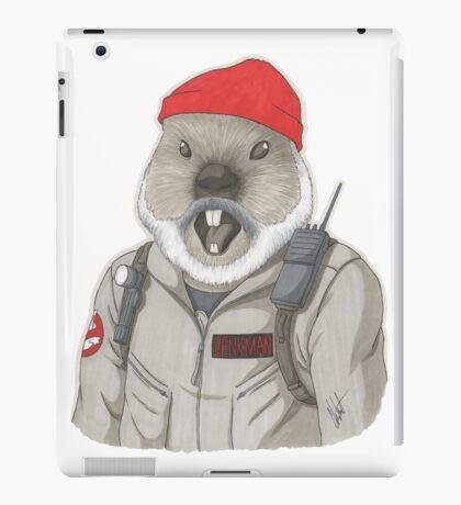 Bill-Hog iPad Case/Skin