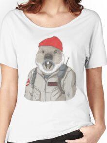 Bill-Hog Women's Relaxed Fit T-Shirt