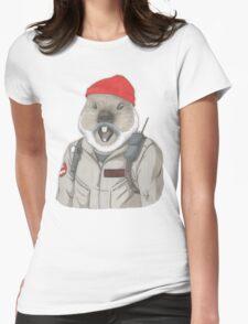 Bill-Hog Womens Fitted T-Shirt