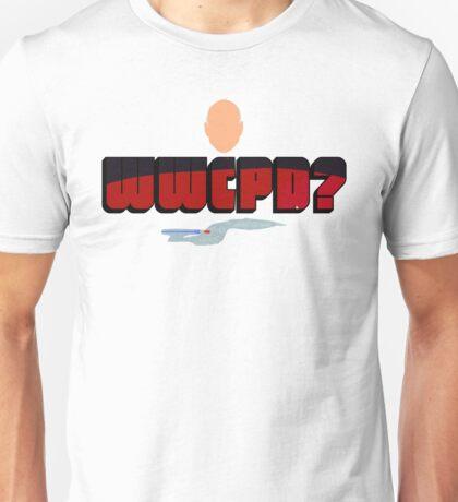 WWCPD? Unisex T-Shirt