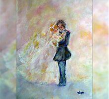 Wedding Dance Artist Designed Decor & Gifts by innocentorigina
