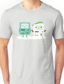 Building SnowMO (Green) Unisex T-Shirt