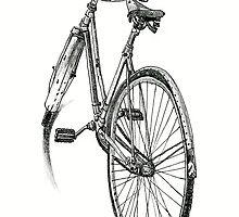 Bike by bubastis