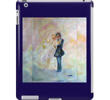 Wedding Dance Art Designed Decor & Gifts - Navy Blue iPad Case/Skin