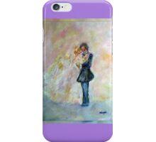 Wedding Dance Art Designed Decor & Gifts - Soft Purple iPhone Case/Skin