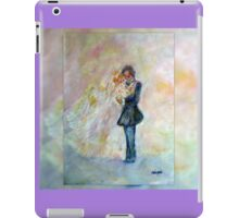 Wedding Dance Art Designed Decor & Gifts - Soft Purple iPad Case/Skin
