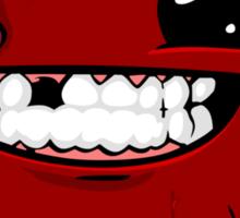 Super Meat Thumb Sticker