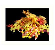 Autumn Blend Art Print