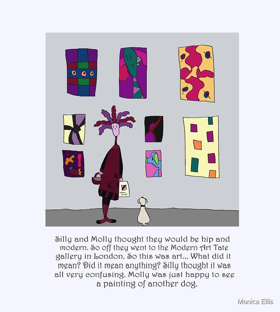 Silly Art by Monica Ellis