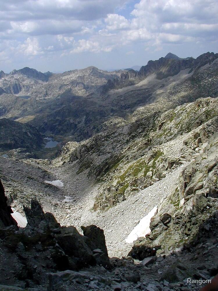 High Pyrenees by Rangorn