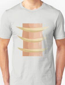 Glitch Ix Land  bone ladder spine 01 T-Shirt