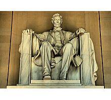 Abraham Lincoln Photographic Print