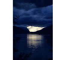 Blue Hour Photographic Print