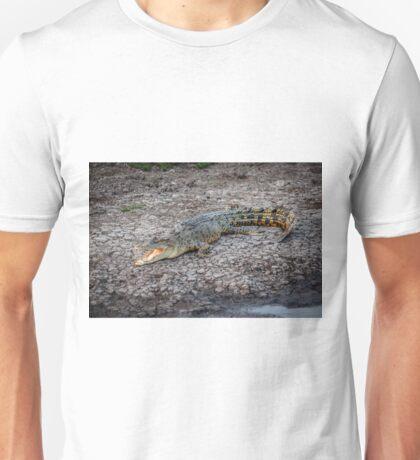 Crocodile Kakadu Unisex T-Shirt