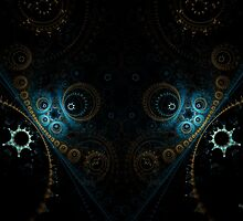Enter Machine (Best viewed full screen) by christopher r peters