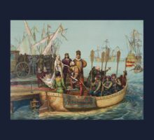 First Voyage of Christopher Columbus Kids Clothes