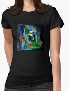 A Place To Grow Womens Fitted T-Shirt