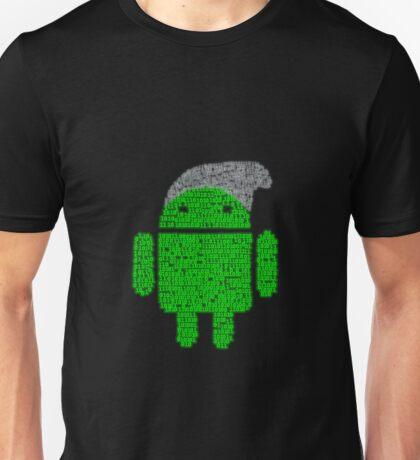 BeanieDroidv1.0 Unisex T-Shirt