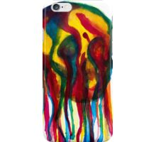 Primary Skull iPhone Case/Skin