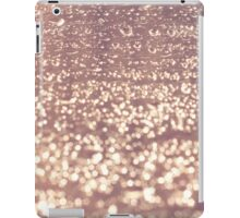 Rain rain, never go away iPad Case/Skin