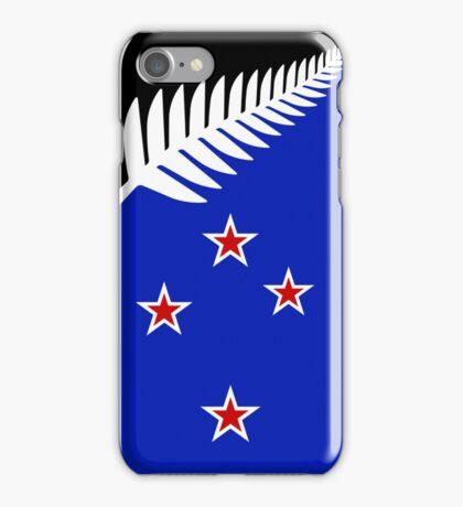 New Zealand Alternative Flag Phone Case iPhone Case/Skin