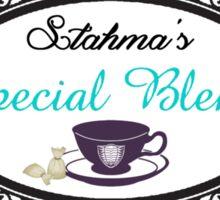Stahma's Special Blend Sticker