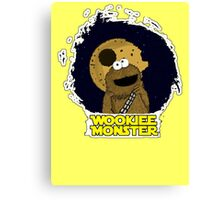 Wookiee Monster... Canvas Print