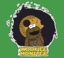 Wookiee Monster... Kids Clothes