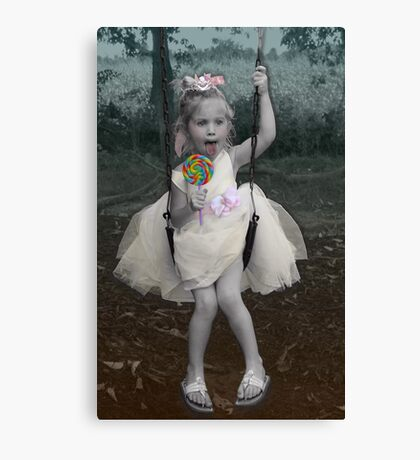 Sweet Treat Canvas Print