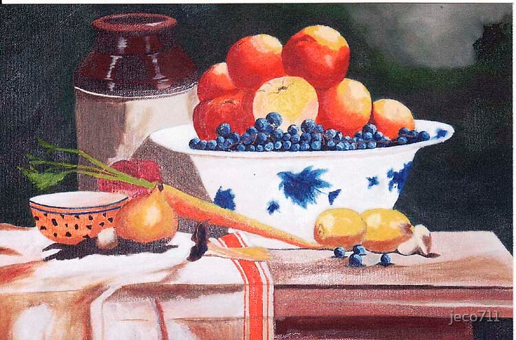 Fruit Bowl by jeco711