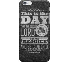 This is the DAY iPhone Case/Skin