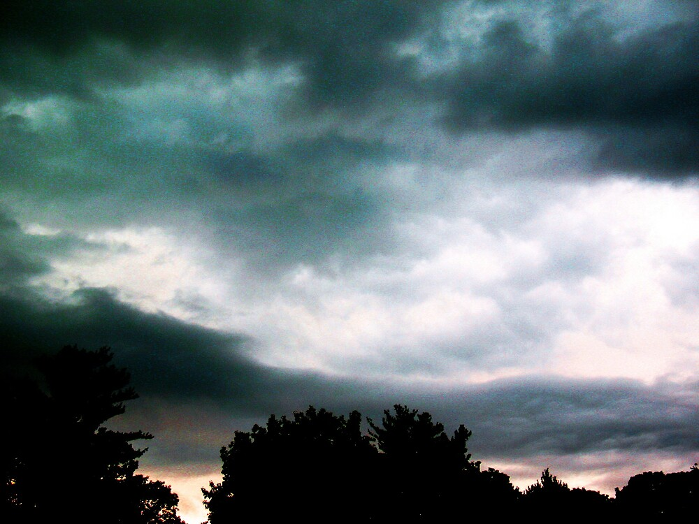 Colorful Sky by Tommy Seibold