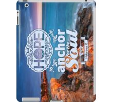 Hope - anchor the soul iPad Case/Skin