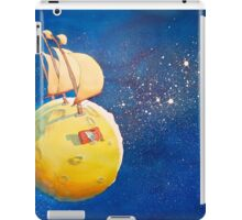 Sailing the Moon iPad Case/Skin