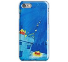 Bubbles, Bathtubs and Stars iPhone Case/Skin