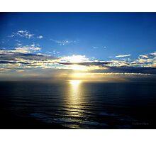San Francisco Sunset 141 Photographic Print