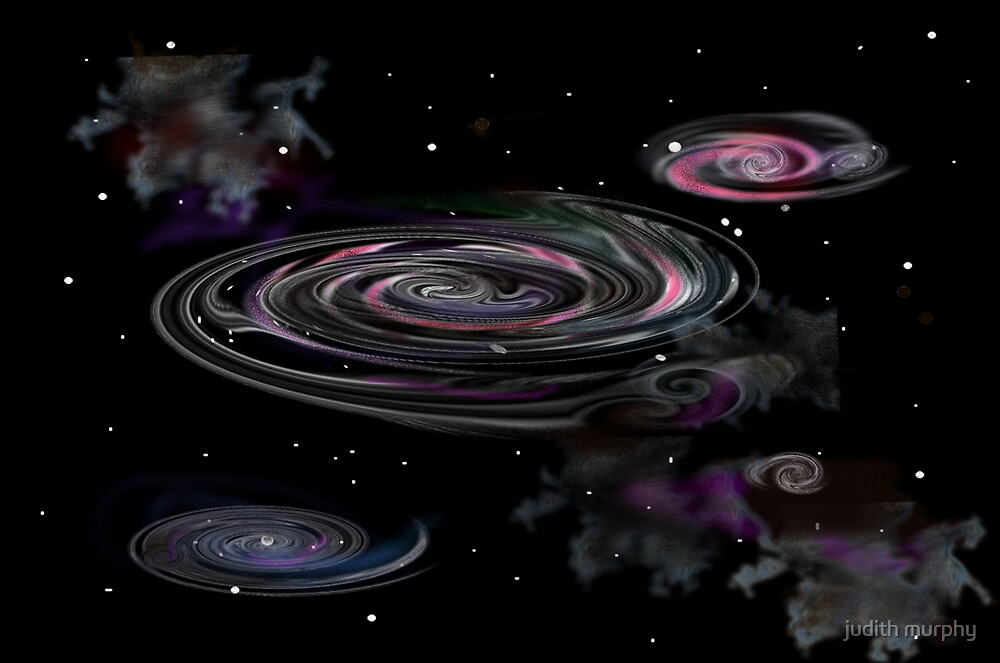 Galaxy by judith murphy