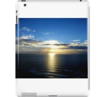 San Francisco Sunset 141 iPad Case/Skin