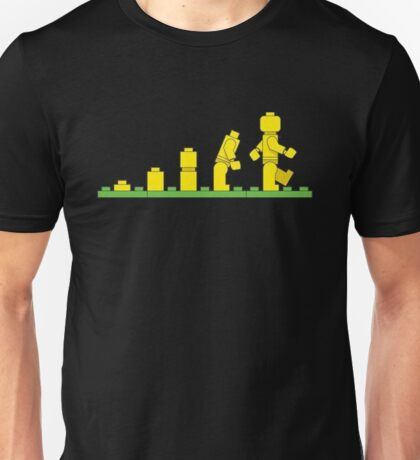 LEGO evolution Unisex T-Shirt