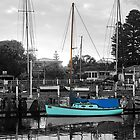 Port Fairy by Pam Amos