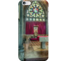 I Trust In You iPhone Case/Skin
