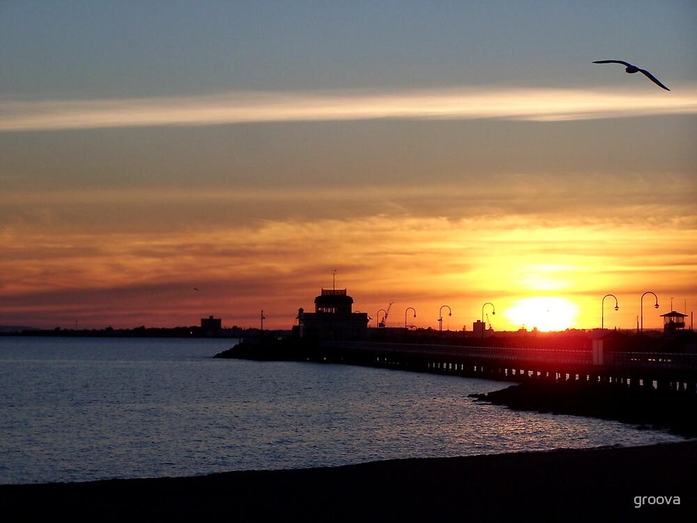 St.Kilda Pier by groova