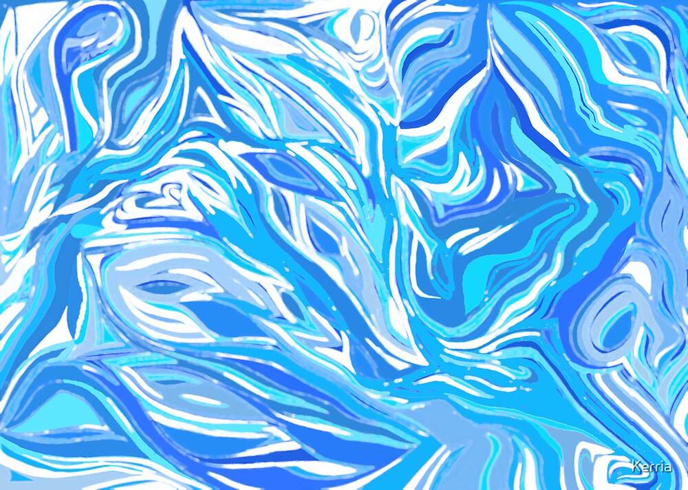 Blue Hills by Kerria