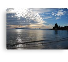 Sunset at South-West Rocks Canvas Print