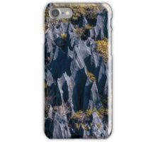 Karst blades in Phou Hin Phoun iPhone Case/Skin