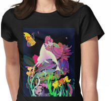 SeaScape Womens Fitted T-Shirt